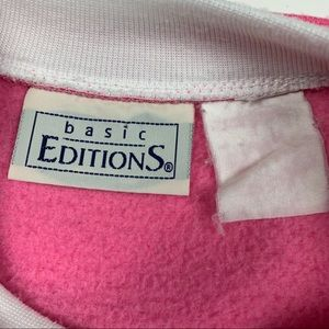 Basic Editions Tops - Vintage 90s Basic Editions Fairy Kei Sweatshirt